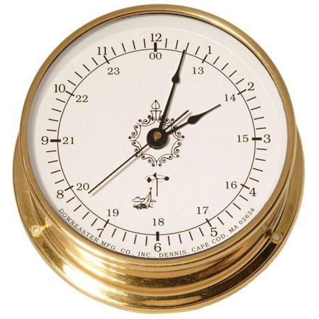 Downeaster Quartz Clock