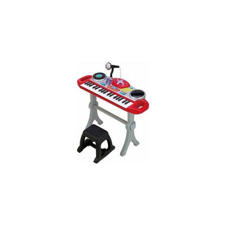 Musical Toys & Instruments Little Virtuoso Rippin, Rockin, Rollin Keyboard, Red
