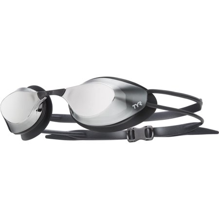 - TYR Stealth Racing Mirrored Goggle - (LGSTLTHM) - Gold