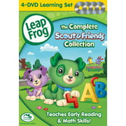 Leapfrog: The Complete Scout & Friends Collection (DVD)