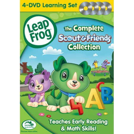 Leapfrog: The Complete Scout & Friends Collection - Frog Collection