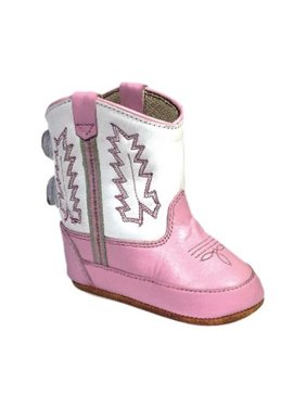Infant Old West Poppet Bootie