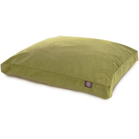 Majestic Pet Villa Collection Rectangle Dog Bed - Apple - Extra Large