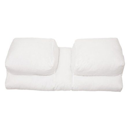 Deluxe comfort better sleep pillow walmartcom for Comfort pillows for sleep
