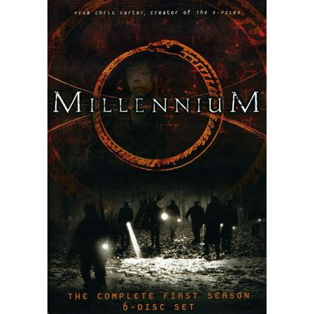 Millennium: Season 1 (DVD)](Lace Vans)