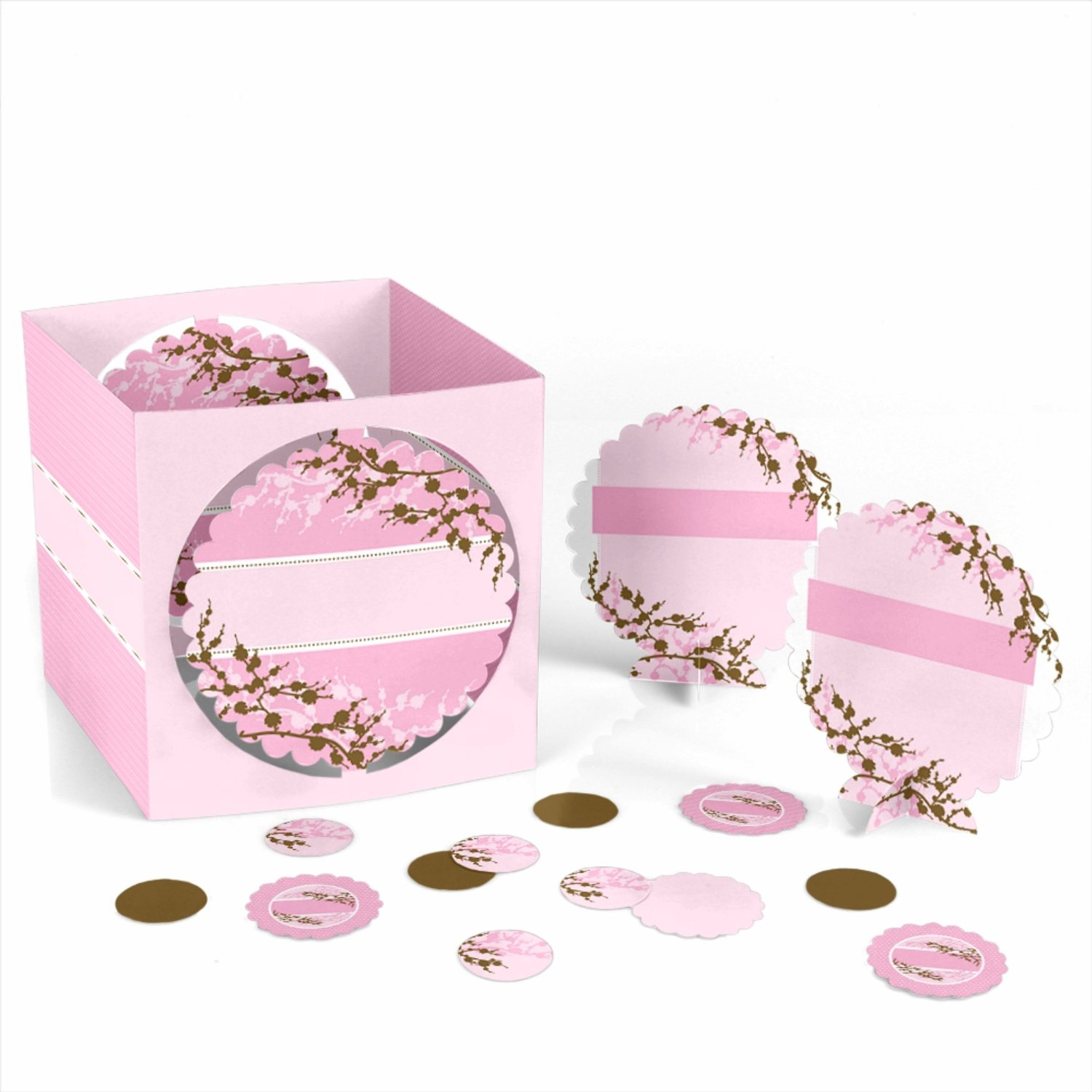 Cherry Blossom - Party Table Decorating Kit