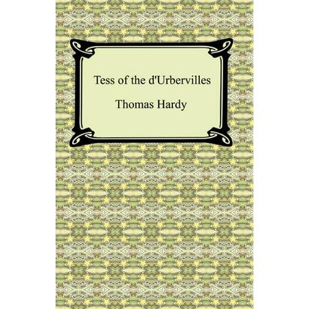 Tess of the d'Urbervilles - eBook