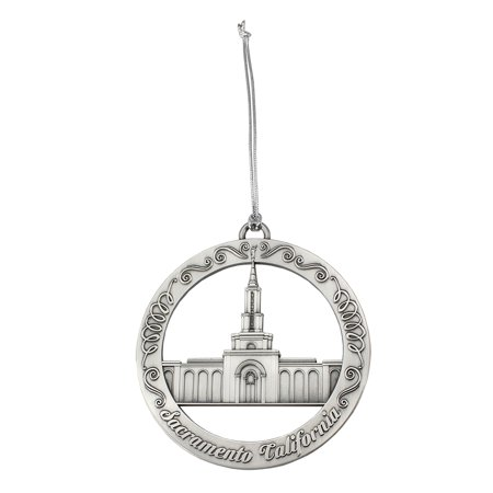 Sacramento California Keepsake Ornament