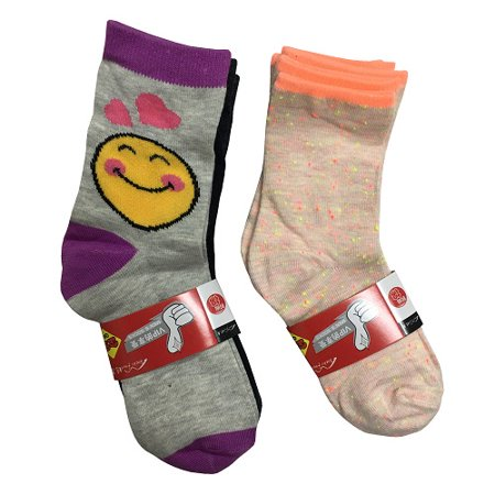 New 812998  Childrens Anklet Socks 3Pk Asst Clrs (8-Pack) Baby And Kids Cheap Wholesale Discount Bulk Apparel Baby And Kids Snacks (Wholesale Baby Socks)