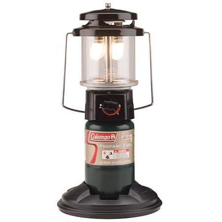 Coleman 5155 Series 2 Mantle Quickpack Propane Lantern With Case