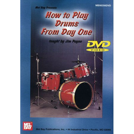 How to Play Drums From Day One (DVD)