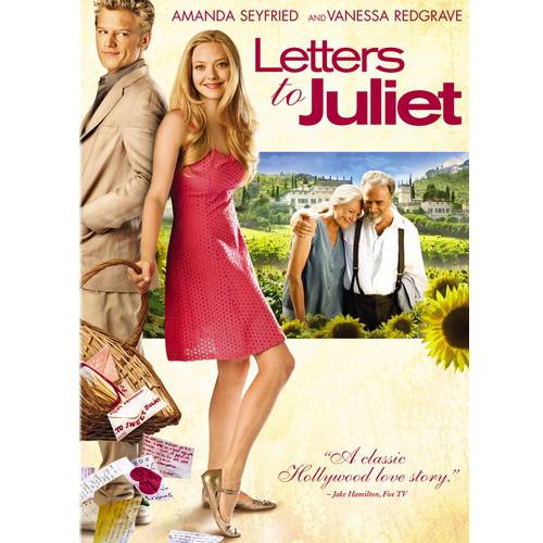 Letters To Juliet (With INSTAWATCH) (Widescreen)