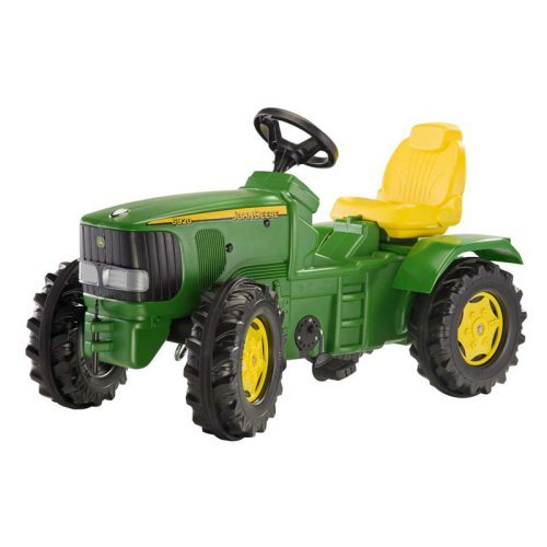 John Deere Farm Tractor Pedal Riding Toy
