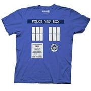 Doctor Who T-Shirt - Tardis Trompe