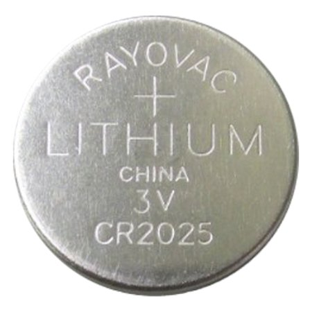 Cr2025 Coin Cell Battery - Rayovac CR2025 3V Lithium Coin Cell Battery Replaces RV2025  FAST USA SHIP