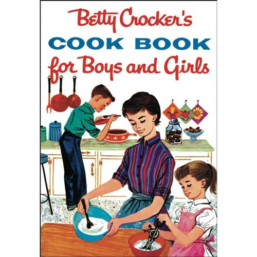 Betty Crocker's Cookbook for Boys and Girls