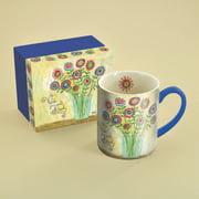 Lang 14 oz. Colorful World Mug