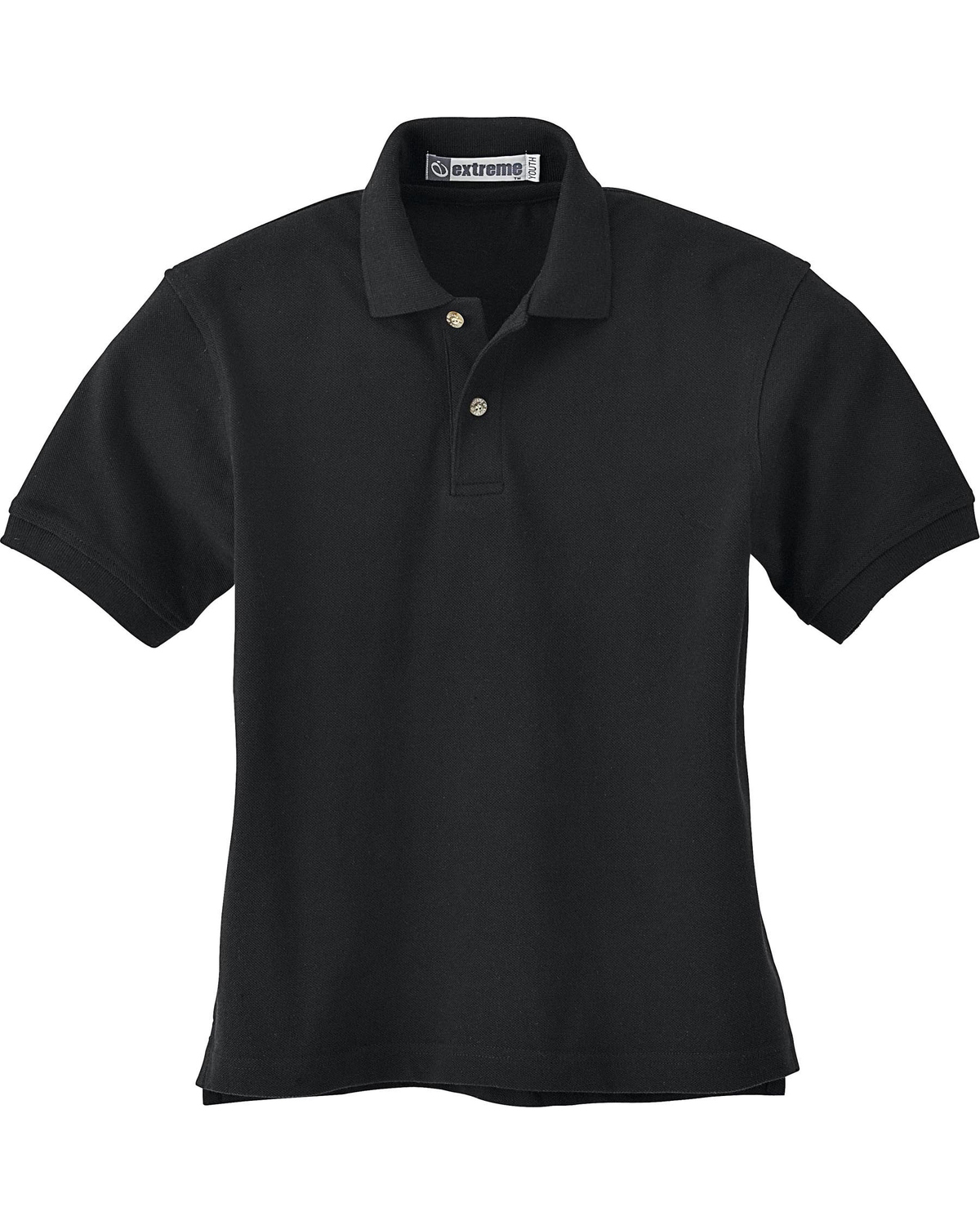 Extreme Youth 60/40 Cotton Poly Pique Polo Shirt 65001