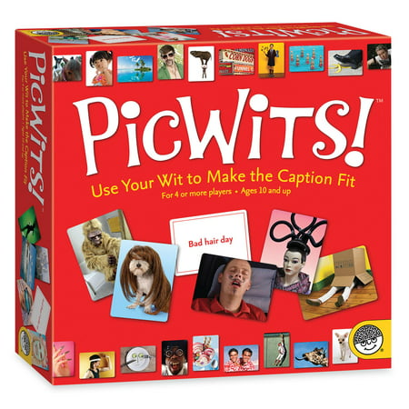Picwits!: Games (Other) - Picwits Board Game
