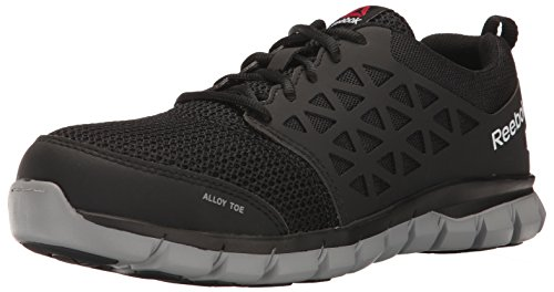 Reebok LowH Men's Work Boots, Alloy Toe