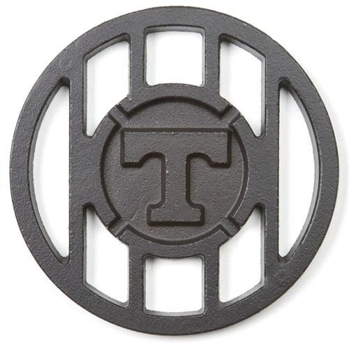 NCAA Grill Topper Hamburger Iron, University of Tennessee Volunteers