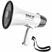 Pyle PMP23SL Compact & Portable Megaphone Speaker with Siren Alarm Mode