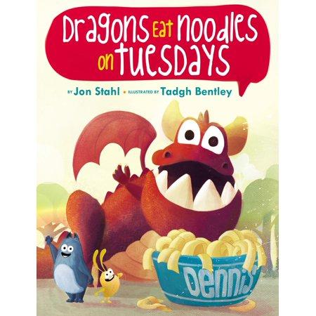 Dragon Noodle - Dragons Eat Noodles on Tuesdays