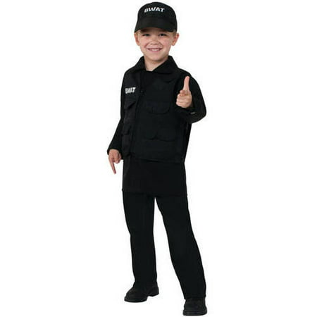 SWAT Child Halloween Costume for $<!---->