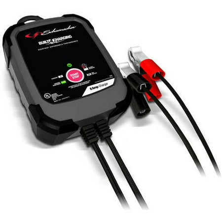 Schumacher Electric 8-Amp Battery Charger