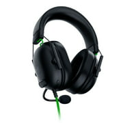 Razer BlackShark V2 X Wired Gaming Headset with TriForce 50mm Driver HyperClear Noise Reduction Mic 7.1 Surround Sound