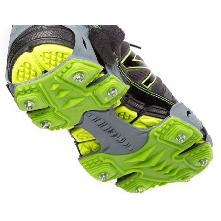 STABILicers Stabilicers Sport Runners Ice Cleats,Grey,M (8-10.5 Mens / 9.5-11...