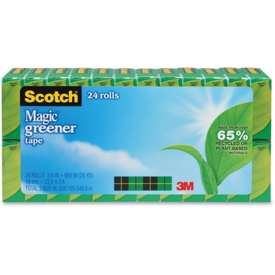 Scotch Magic Scotch Magic Eco-friendly Magic Tape MMM81224P