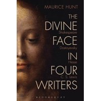 The Divine Face in Four Writers (Paperback)