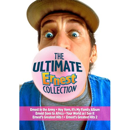 The Ultimate Ernest Collection