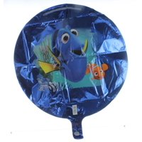 "18"" Finding Dory Round Shaped Mylar Foil Balloon Party Decorations"