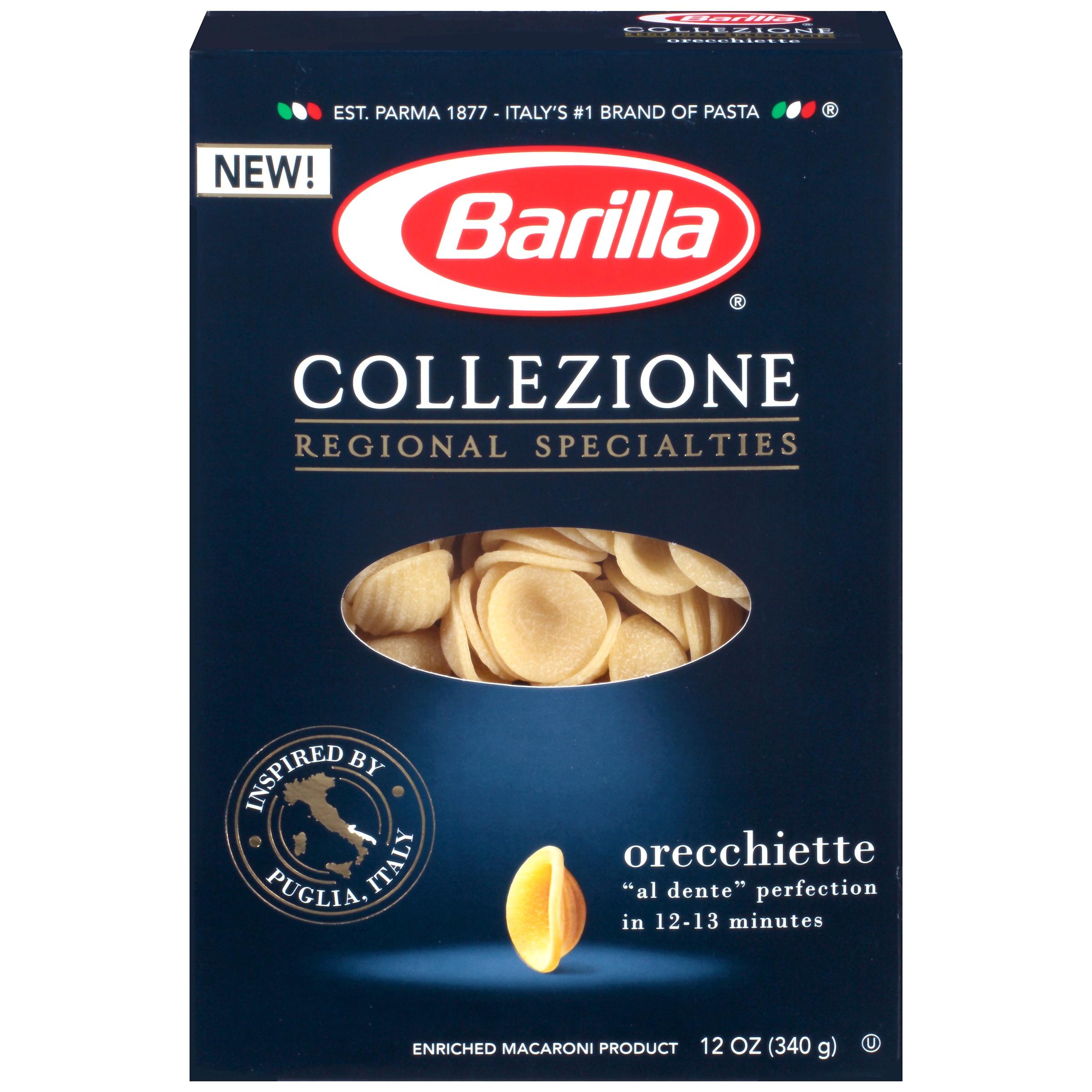 Barilla Pasta Collezione Orecchiette 12 oz. Box by Barilla