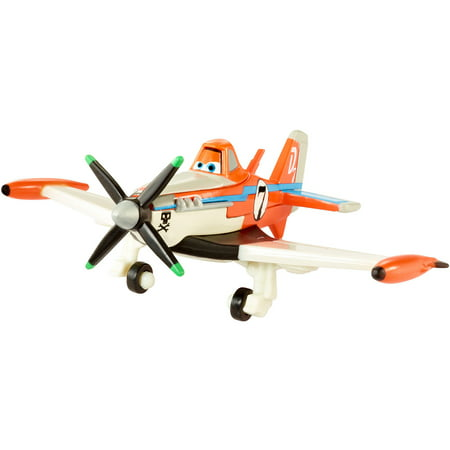 Disney Planes: Fire & Rescue Super-Charged Dusty Die-Cast Vehicle