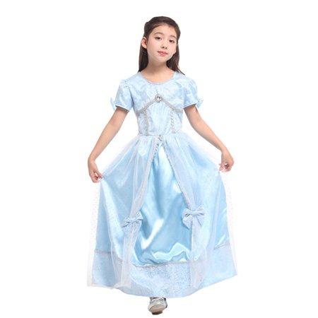 Girls' Disney Princess Cinderella Dress-Up Play Costume for $<!---->
