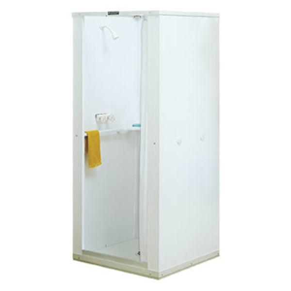 Durastall 68 Standard Shower Stall, 32-5/8 in W x 24 in D...