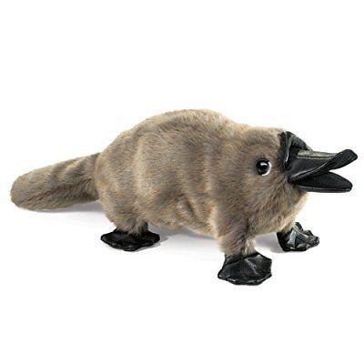 Folkmanis Baby Platypus Hand Puppet