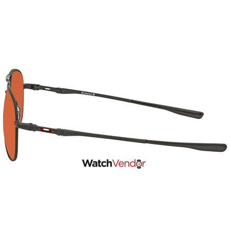 10418c6dd9 Oakley Elmont Medium Prizm Ruby Sunglasses OO4119 411913 58 - image 1 of 3  ...
