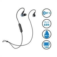 0b7df8b1074 Product Image New Bluetooth 5 Sports Headphones, Sweatproof IPX6 Wireless  Headset, High Fidelity Deep Bass,