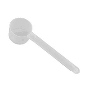 5 cc (1 Teaspoon | 5 mL) Long Handle Scoop for Measuring Coffee, Pet Food, Grains, Protein, Spices and Other Dry Goods (Pack of 1) BPA FREE