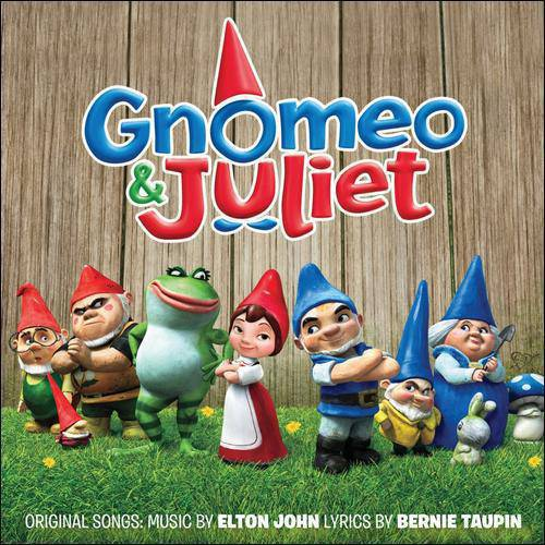 Gnomeo And Juliet Soundtrack