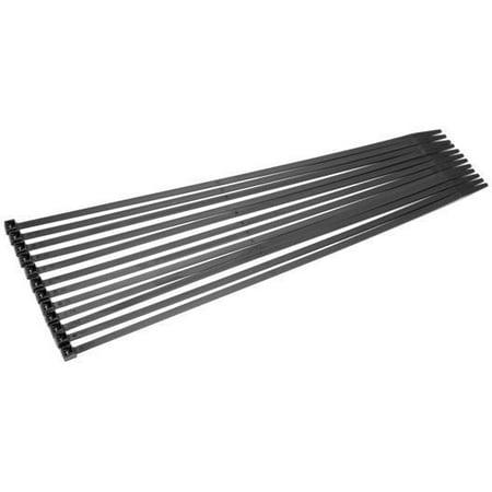"Xscorpion (ct6.1) Wire Ties 6"" Black 100 Pcs Per Bag Xscorpion - image 1 of 1"