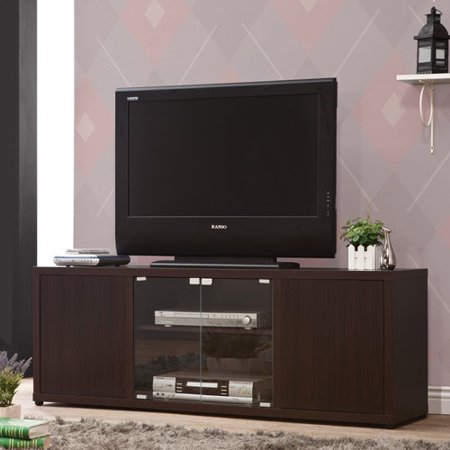 Coaster Contemporary Media TV Console for TVs up to 60″