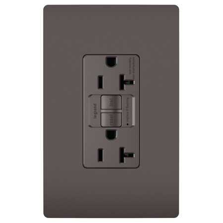 Legrand 2097TR Radiant GFCI Wall Outlet