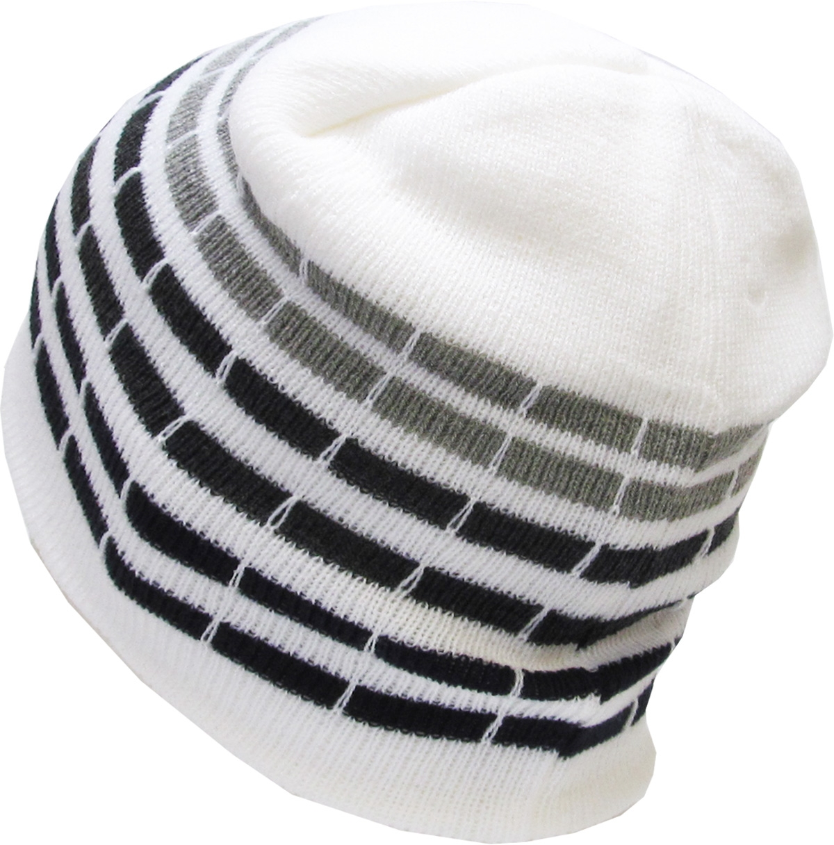 429e252444c63 KBETHOS - Black Dotted Stripes Short Beanie Skull Cap Solid Color Men Women  Winter Ski Hat - Walmart.com