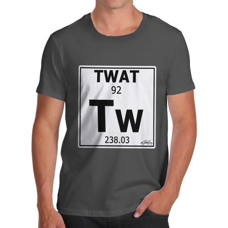 Mens T Shirt Periodic Table Of Swearing Element Tw Funny T Shirts
