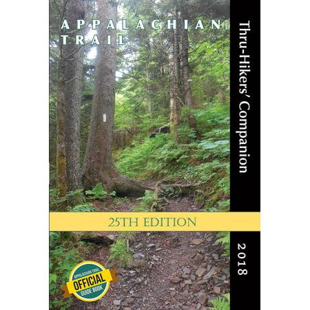 appalachian trail thru hiker s companion 2018 walmart com